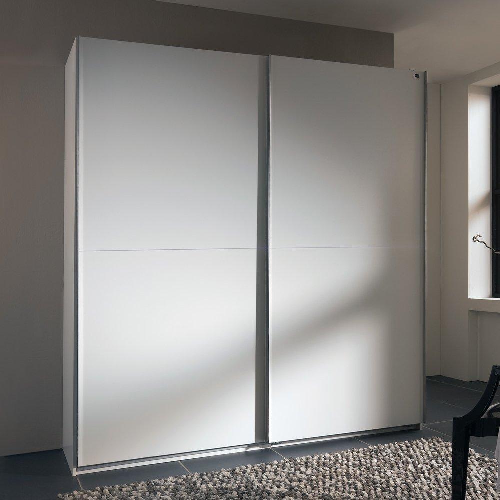 Dressings Et Armoires Meubles Et Rangements Dressing A Portes Coulissantes Light 150 Blanc Inside75