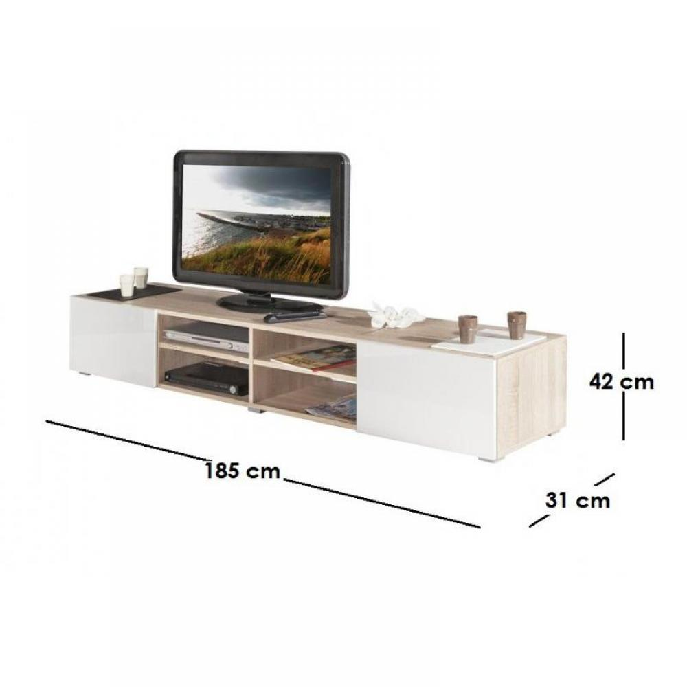 Meubles Tv Meubles Et Rangements Atlantic Meuble Tv