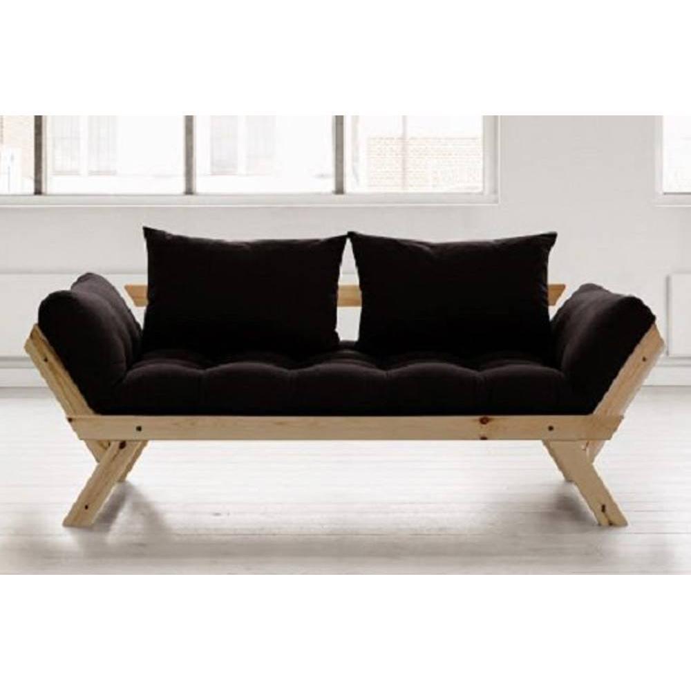 canap s convertibles ouverture rapido banquette m ridienne style scandinave matelas futon bebop. Black Bedroom Furniture Sets. Home Design Ideas
