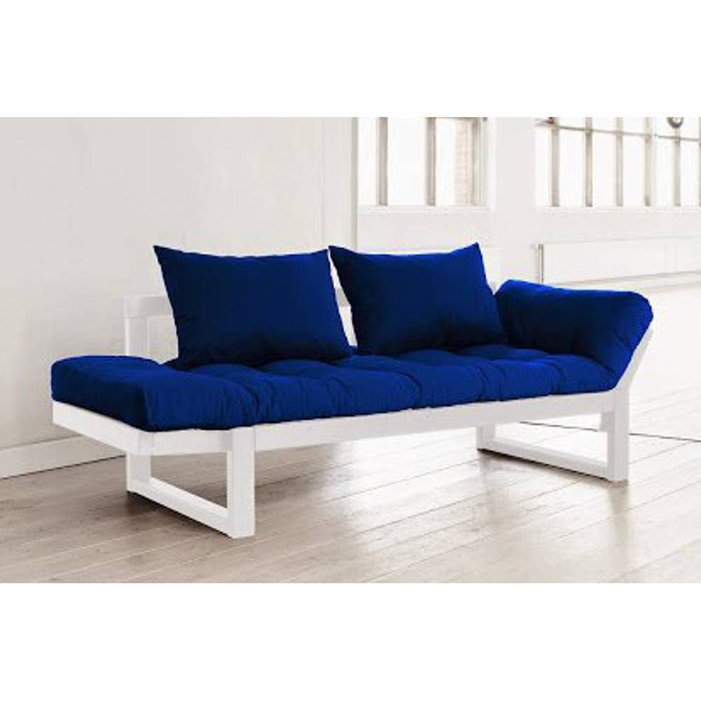 canap banquette futon convertible au meilleur prix banquette m ridienne blanche futon royal. Black Bedroom Furniture Sets. Home Design Ideas