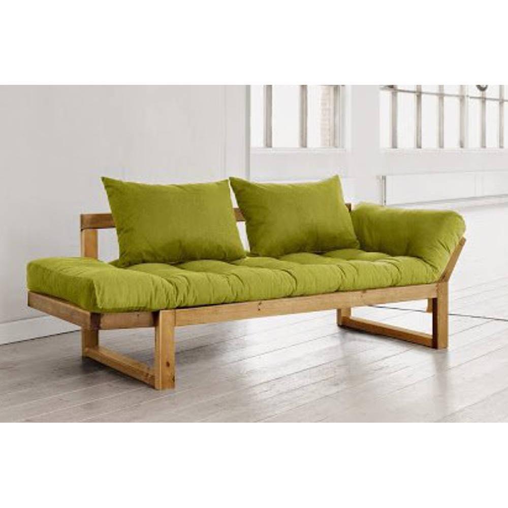 canap banquette futon convertible au meilleur prix banquette m ridienne pin massif miel. Black Bedroom Furniture Sets. Home Design Ideas