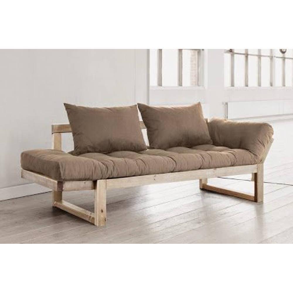 canap banquette futon convertible au meilleur prix banquette m ridienne style scandinave. Black Bedroom Furniture Sets. Home Design Ideas