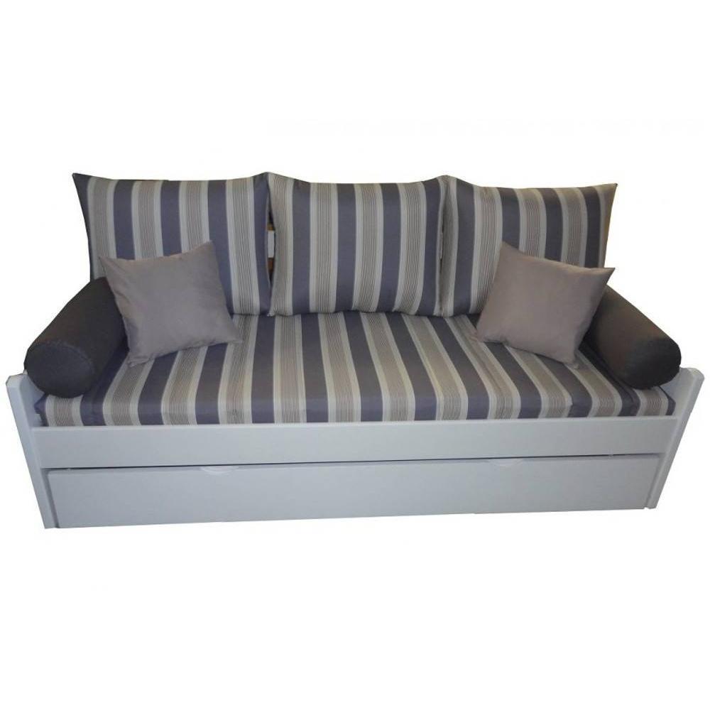 canap lit gigogne au meilleur prix banquette gigogne. Black Bedroom Furniture Sets. Home Design Ideas