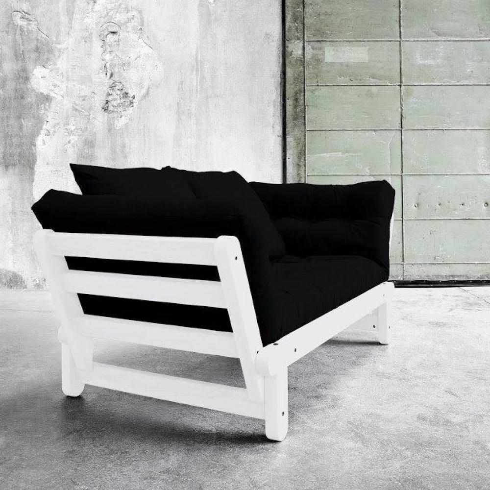 Canap banquette futon convertible au meilleur prix for Canape poltrone et sofa