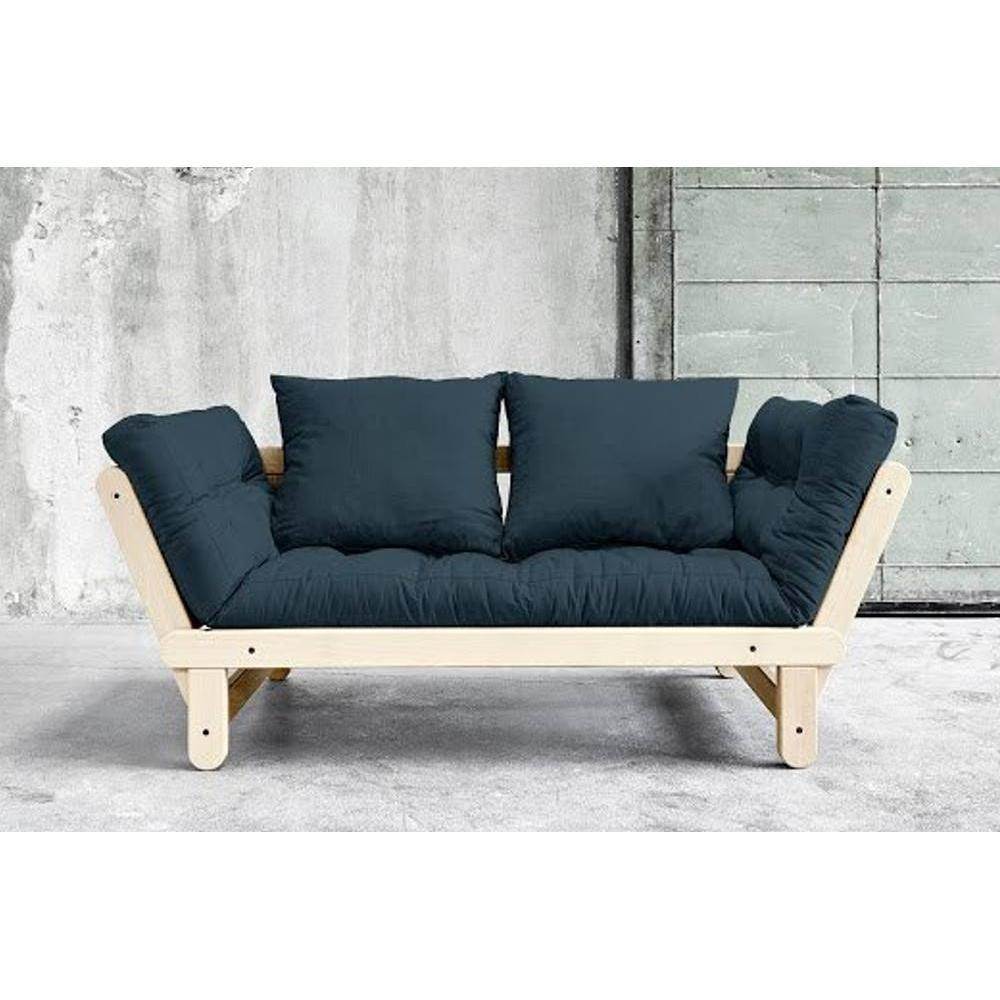 canap banquette futon convertible au meilleur prix banquette m ridienne style scandinave. Black Bedroom Furniture Sets. Home Design Ideas