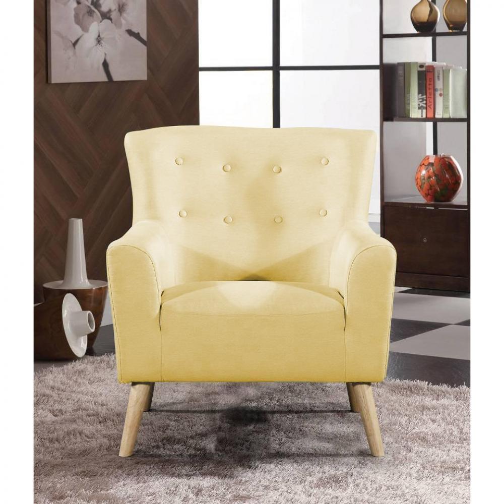 fauteuils design canap s et convertibles fauteuil fixe design scandinave bellaria tissu tweed. Black Bedroom Furniture Sets. Home Design Ideas