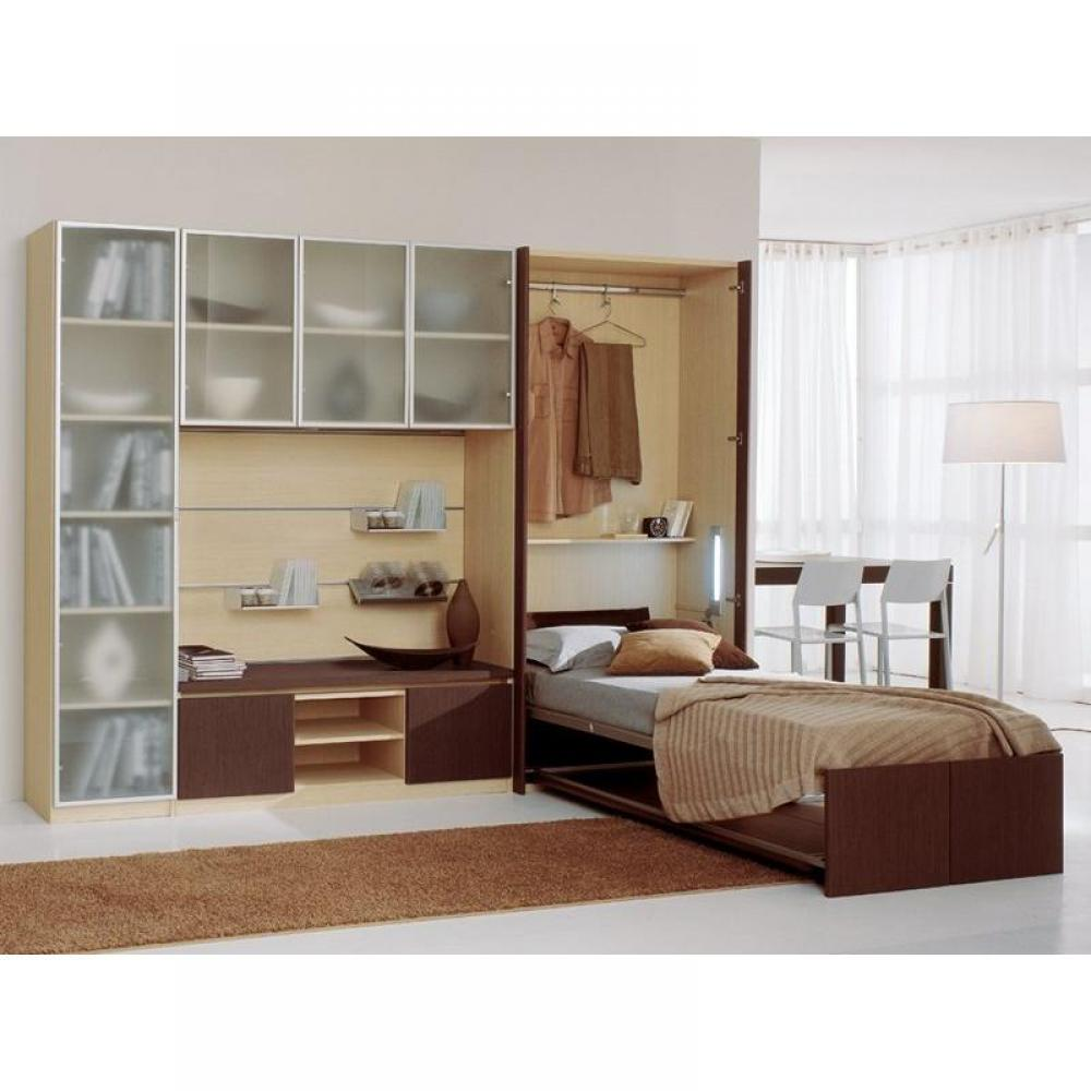 armoire lit escamotables au meilleur prix armoire dressing lit escamotable 1 pers rangements. Black Bedroom Furniture Sets. Home Design Ideas