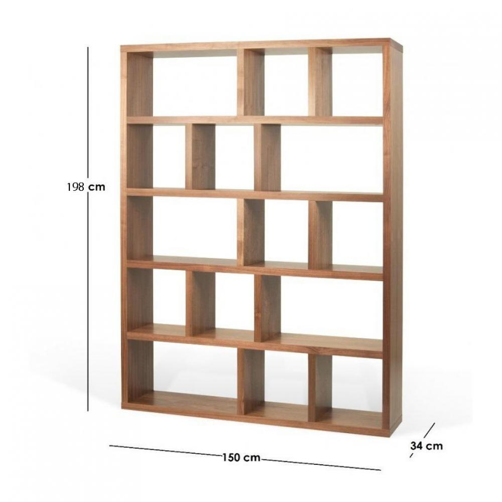 Biblioth ques tag res meubles et rangements berlin biblioth que tag re no - Bibliotheque contemporaine en bois design ...