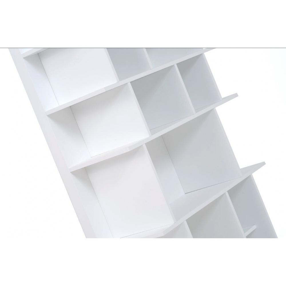 Biblioth Ques Tag Res Meubles Et Rangements Temahome  # Bibliotheque Murale Blanche
