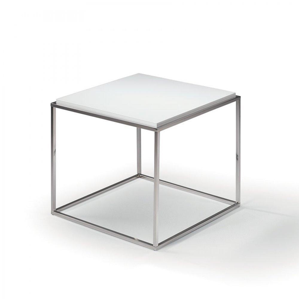 Bouts de canapes meubles et rangements bout de canap carr mimi ch ne blanc inside75 - Bout de canape chene ...