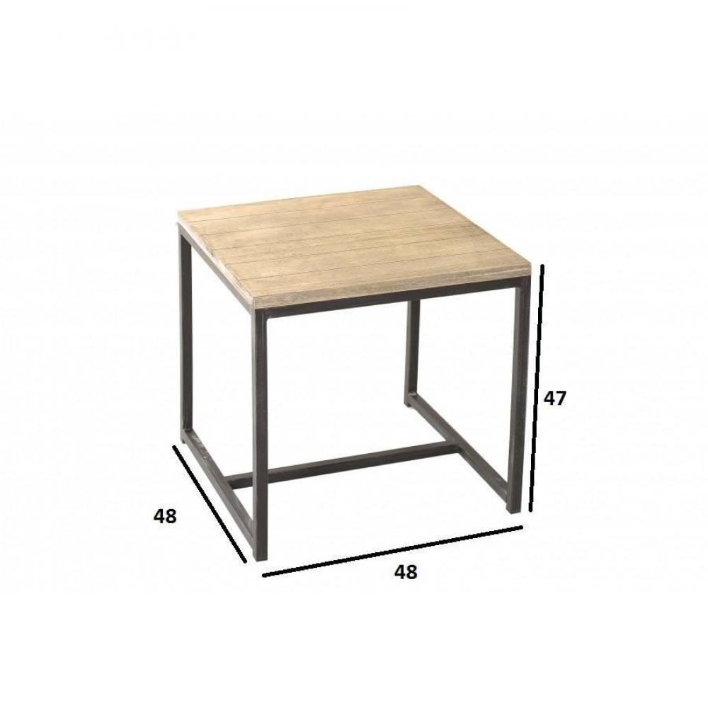 Bouts de canapes tables et chaises bout de canap - Bout de canape industriel ...