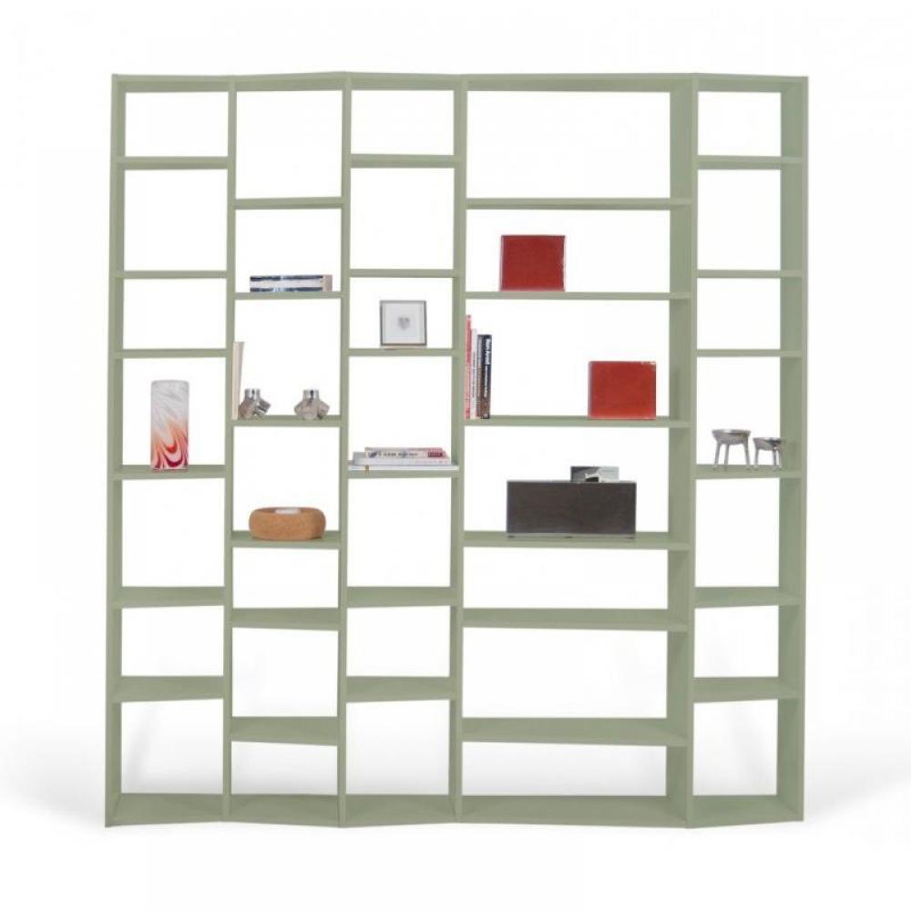biblioth ques tag res meubles et rangements temahome buddy 35 casiers gm biblioth que tag re. Black Bedroom Furniture Sets. Home Design Ideas