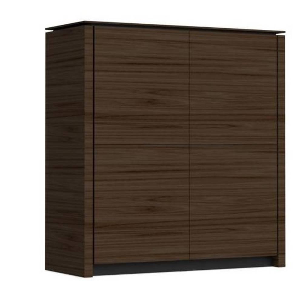 Buffets Meubles Et Rangements Calligaris Buffet Haut Mag Wood 4  # Achat Buffet Wenge