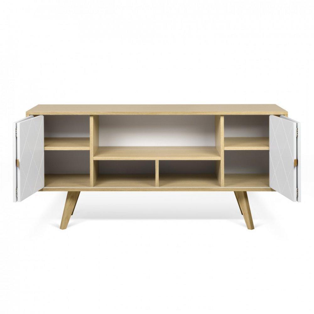 buffets bas meubles et rangements temahome brigitte. Black Bedroom Furniture Sets. Home Design Ideas