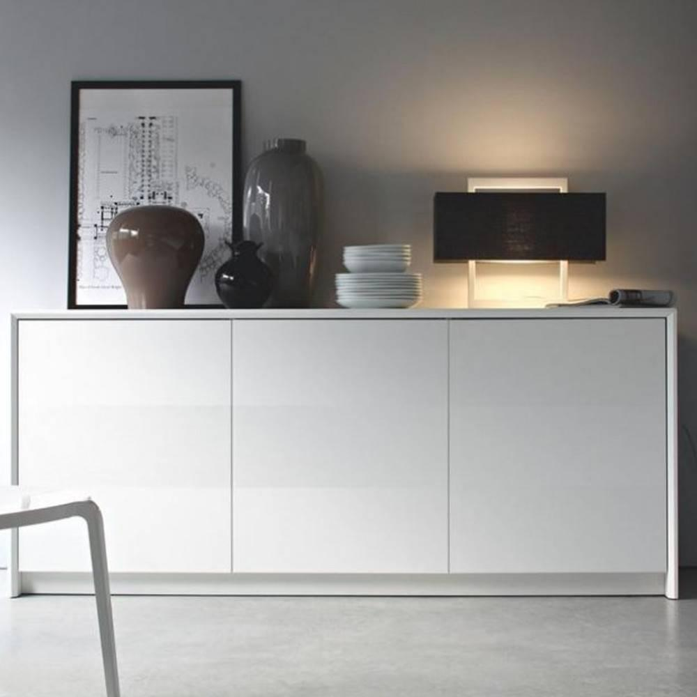 Buffet PASSWORD  blanc 3 portes