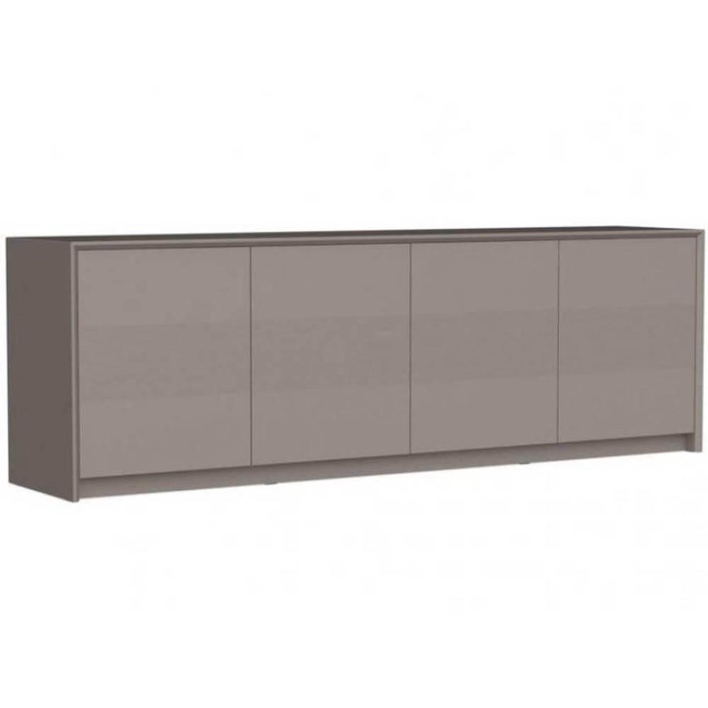 buffets meubles et rangements buffet bas password gr ge 4 portes inside75. Black Bedroom Furniture Sets. Home Design Ideas
