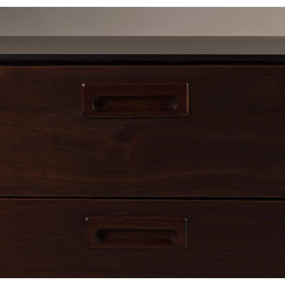 buffets meubles et rangements dutchbone buffet juju 2 portes 2 tiroirs inside75. Black Bedroom Furniture Sets. Home Design Ideas