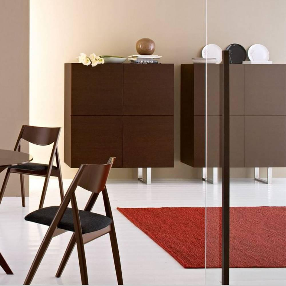 buffets meubles et rangements calligaris buffet haut. Black Bedroom Furniture Sets. Home Design Ideas