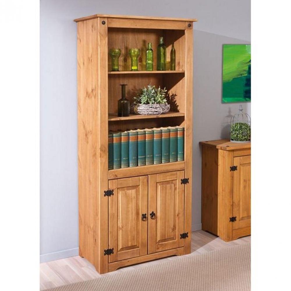 buffets meubles et rangements buffet haut rustique mex. Black Bedroom Furniture Sets. Home Design Ideas