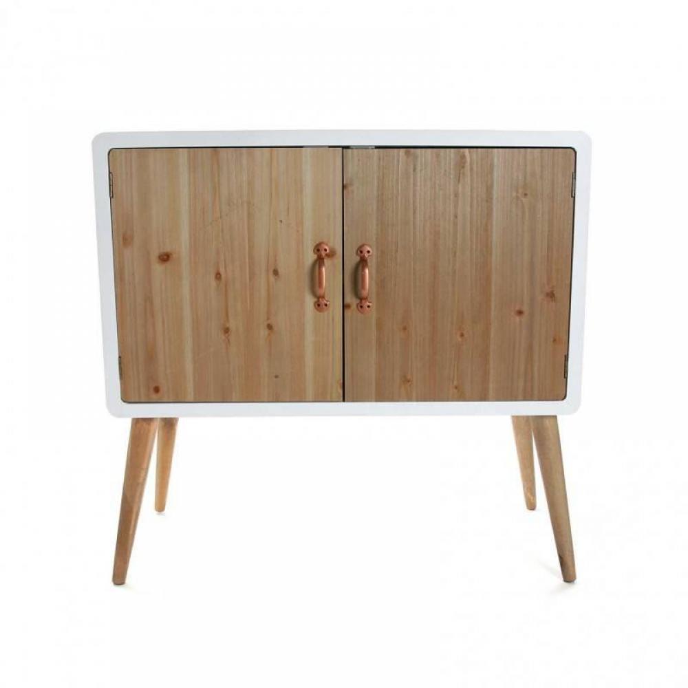 buffets bas meubles et rangements buffet compact sylan. Black Bedroom Furniture Sets. Home Design Ideas