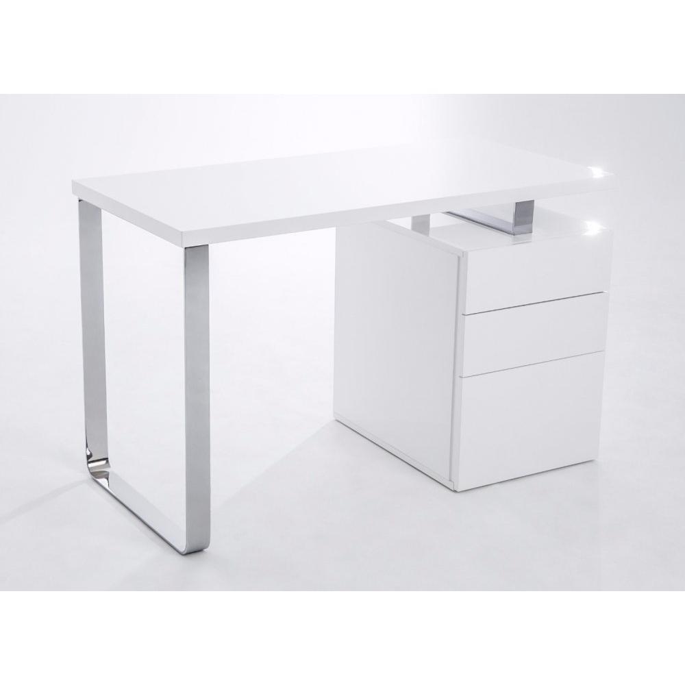 bureaux meubles et rangements bureau masdrovia 160 x 60