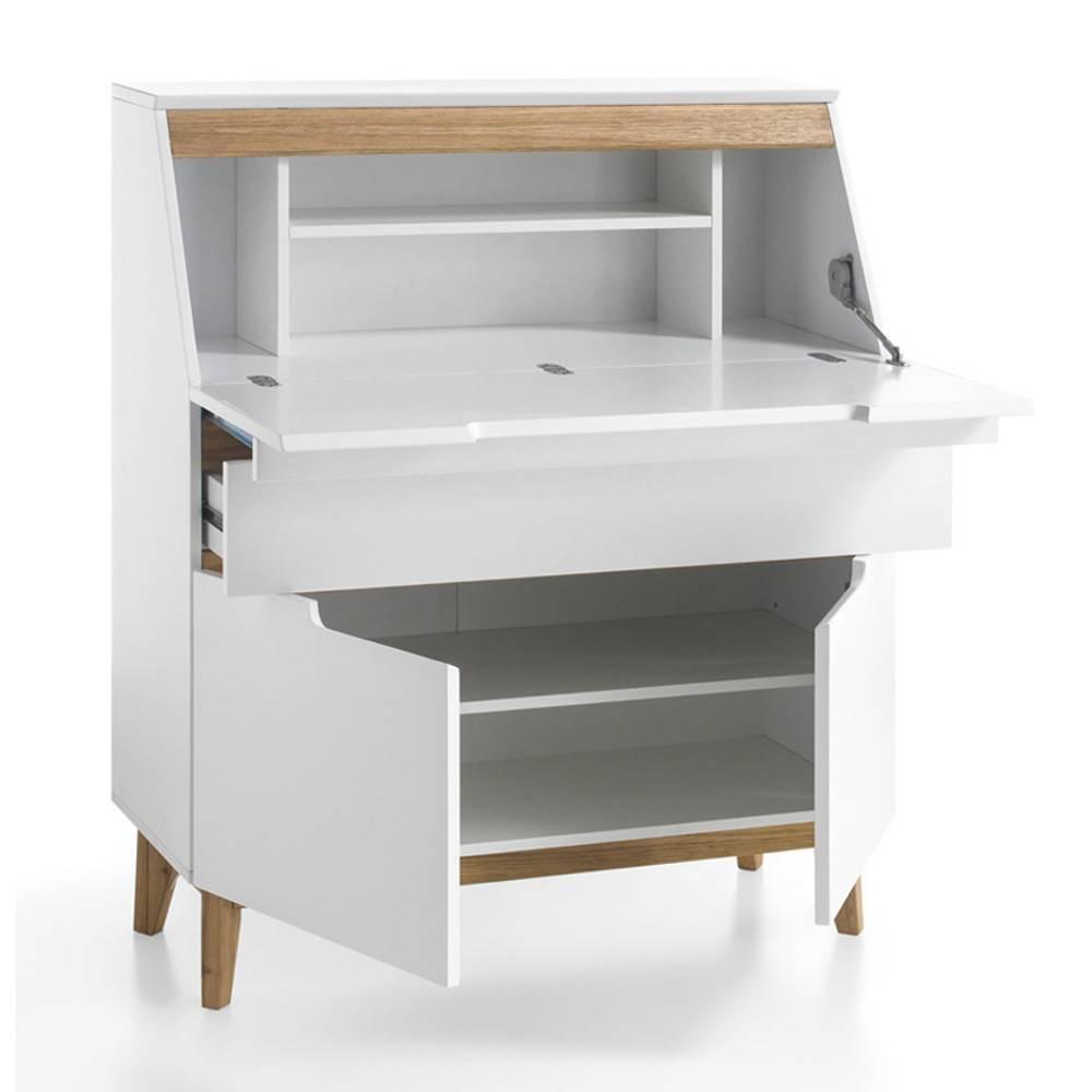 Hedendaags Bureaux, meubles et rangements, Bureau secrétaire CLEMENT style XD-78