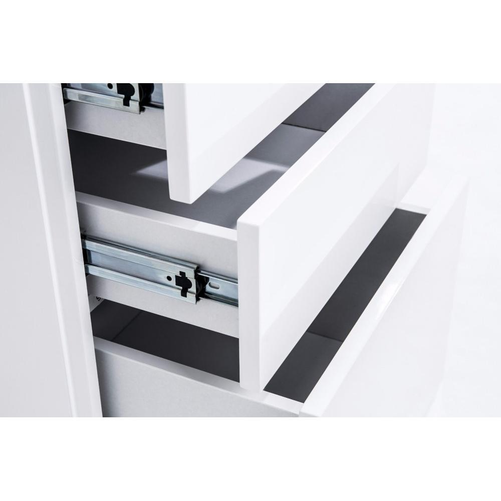 Bureaux meubles et rangements bureau masdrovia 120 x 60 for Bureau 8 tiroirs