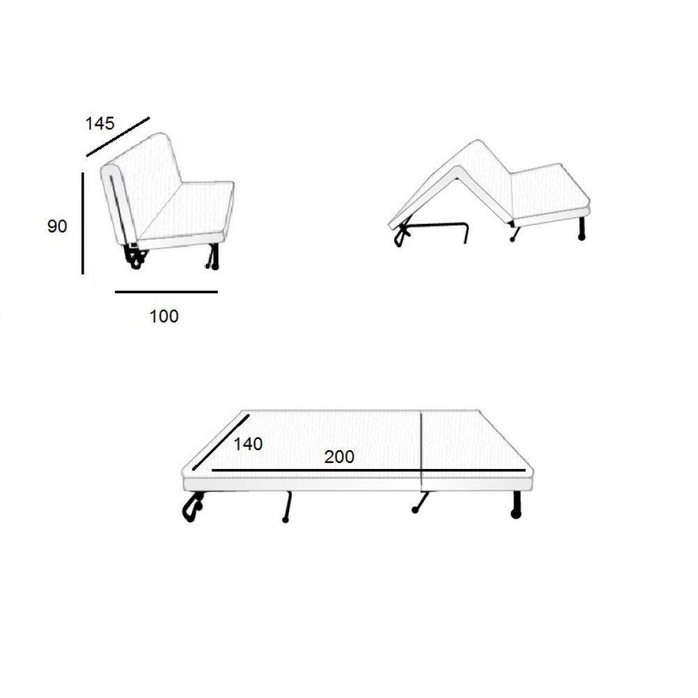canap convertible bz au meilleur prix banquette bz. Black Bedroom Furniture Sets. Home Design Ideas