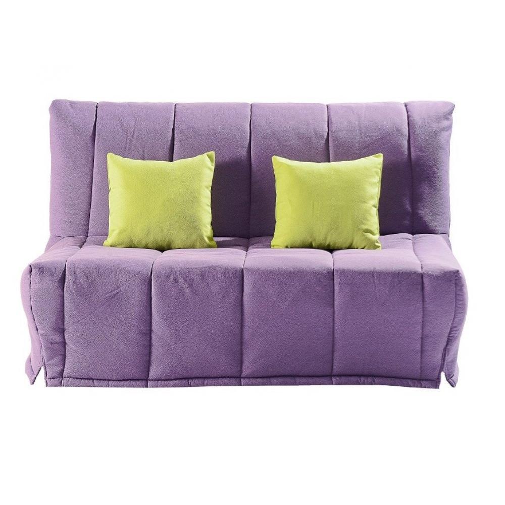 canap s lits bz canap s ouverture express canap bz convertible lou violet 40 200cm matelas. Black Bedroom Furniture Sets. Home Design Ideas