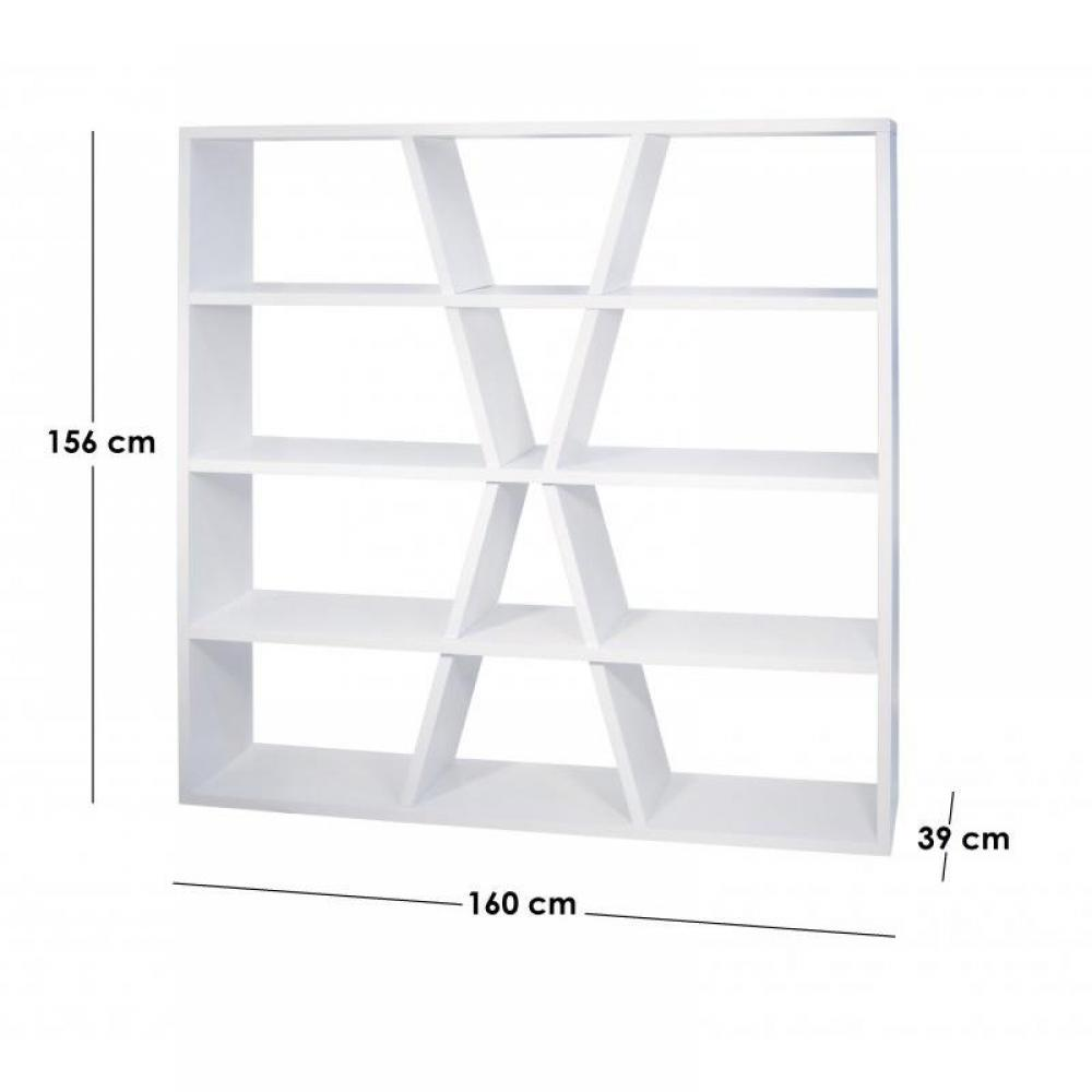 etagere bois blanc simple etonnant tagre murale design. Black Bedroom Furniture Sets. Home Design Ideas