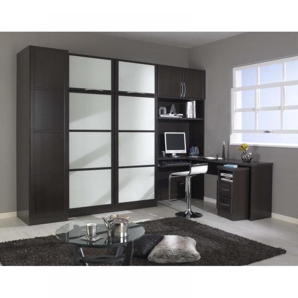 armoire lit simple escamotable 1 personne au meilleur prix armoire lit campus jacquelin. Black Bedroom Furniture Sets. Home Design Ideas