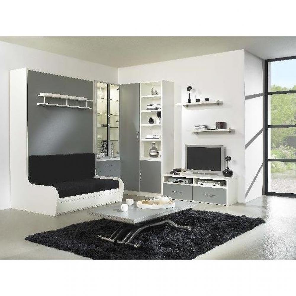 armoire lit escamotables au meilleur prix armoire lit 140 transversal autoporteur canap. Black Bedroom Furniture Sets. Home Design Ideas