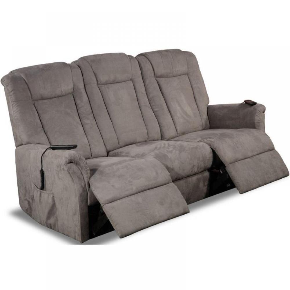 canap s convertibles ouverture rapido celeste canap 3 places relax lectrique microfibre gris. Black Bedroom Furniture Sets. Home Design Ideas