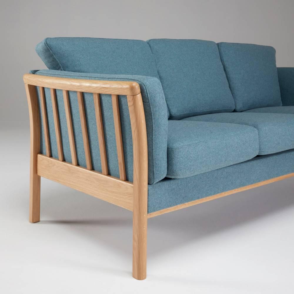 Canapé fixe confortable & design au meilleur prix, Canapé 3 places design