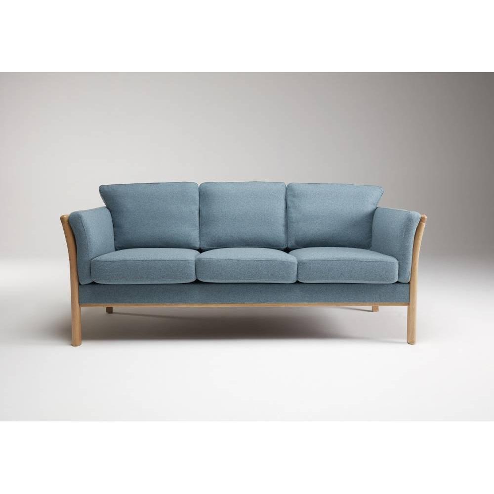 canap fixe confortable design au meilleur prix canap 3 places design scandinave aya. Black Bedroom Furniture Sets. Home Design Ideas