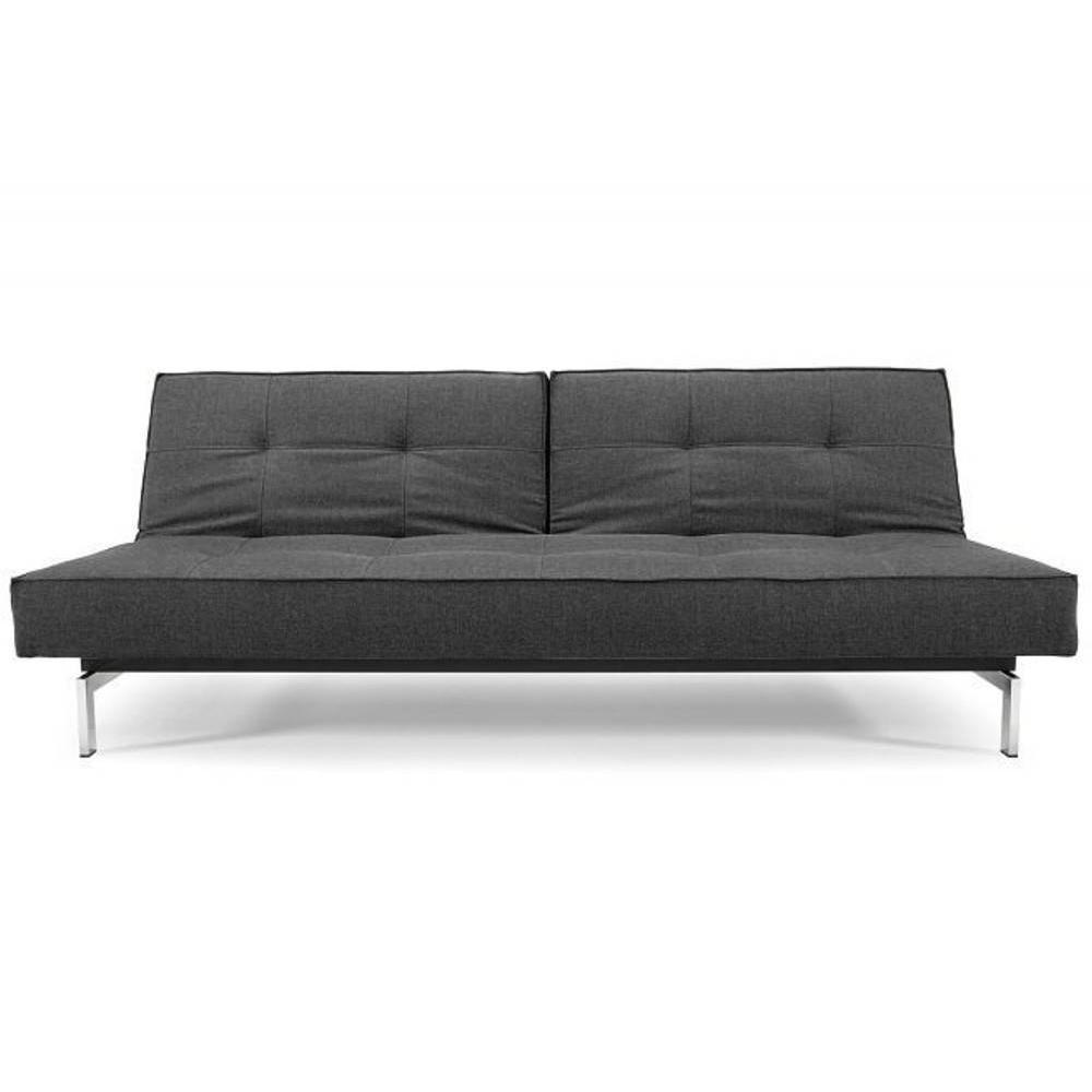 canap convertible design au meilleur prix canape lit design splitback chrome convertible 115. Black Bedroom Furniture Sets. Home Design Ideas