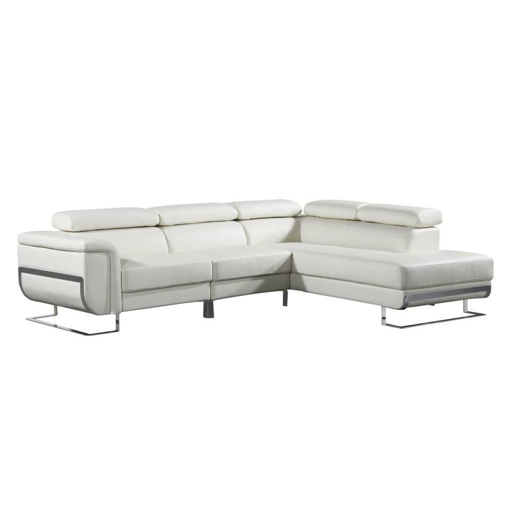 canap d 39 angle moderne et classique au meilleur prix canap d 39 angle droite fixe misano inside75. Black Bedroom Furniture Sets. Home Design Ideas