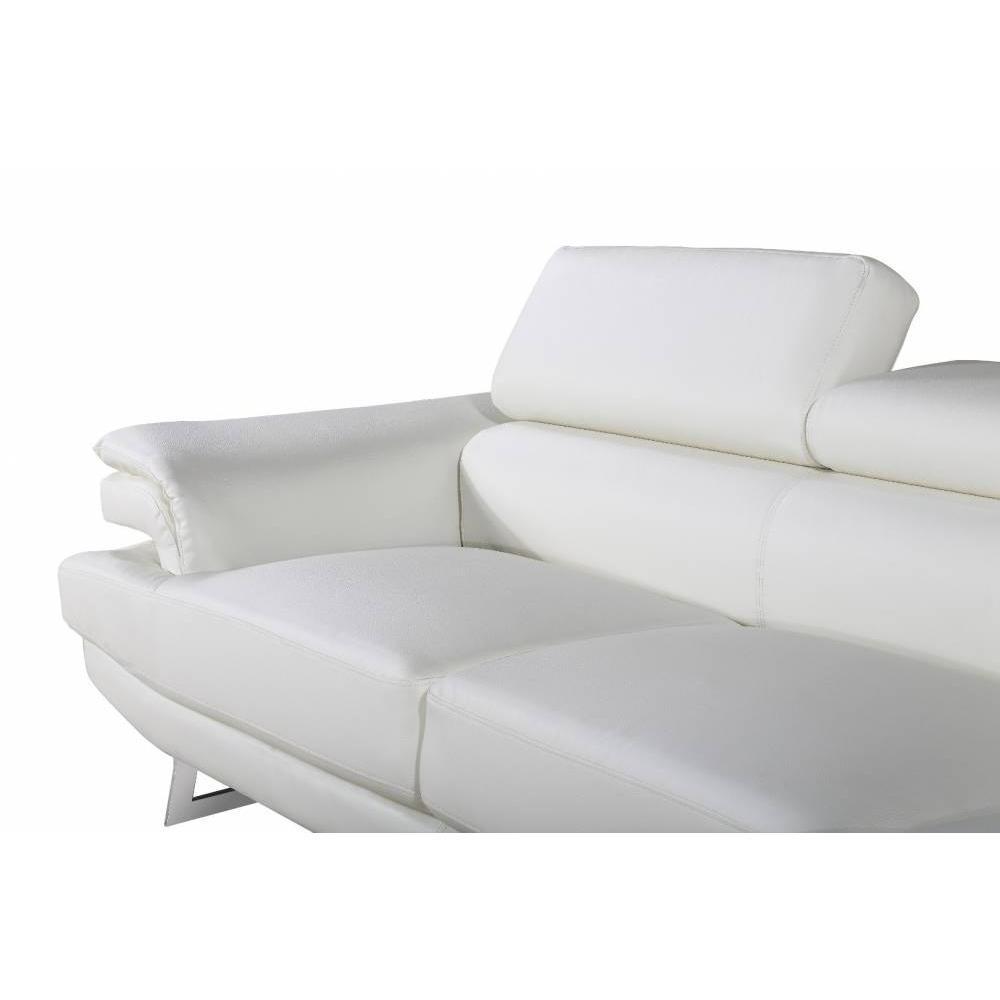 canap d 39 angle moderne et classique au meilleur prix canap d 39 angle droite fixe fiumana cuir. Black Bedroom Furniture Sets. Home Design Ideas