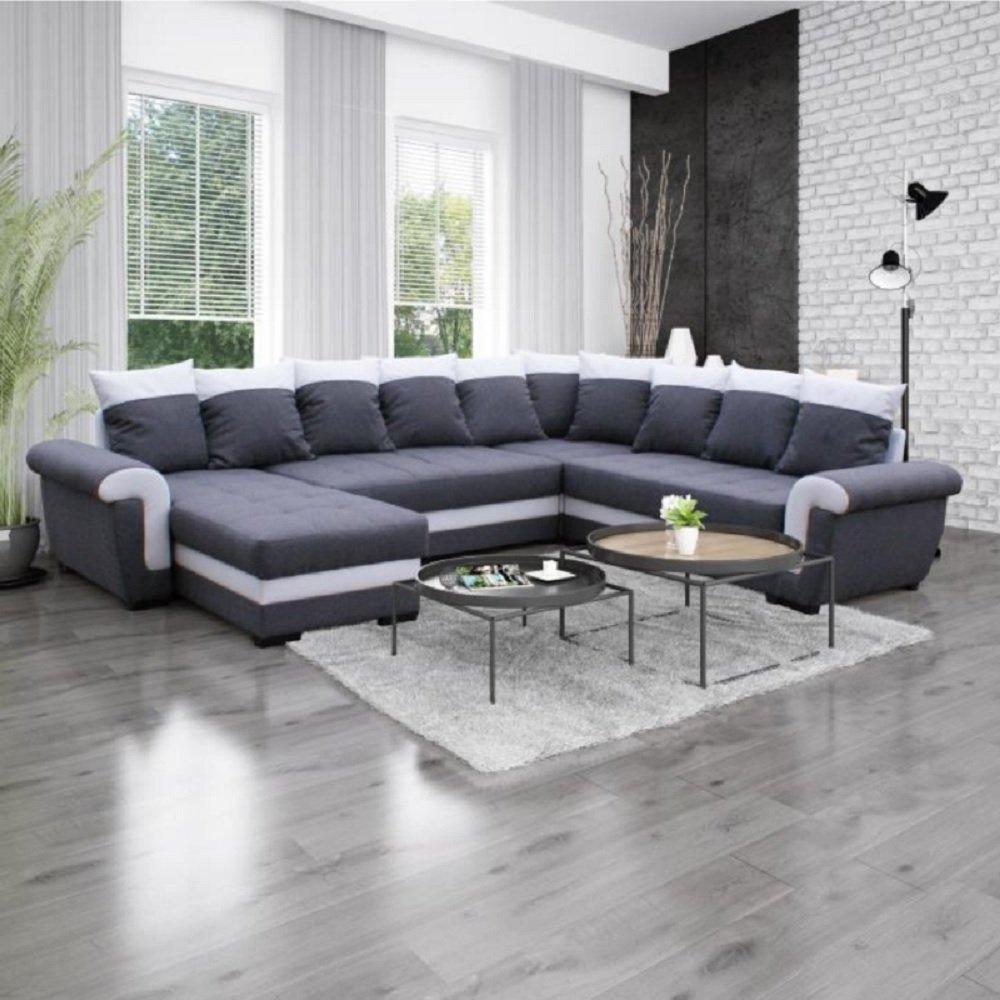 canap d 39 angle panoramique en cuir ou tissu au meilleur. Black Bedroom Furniture Sets. Home Design Ideas