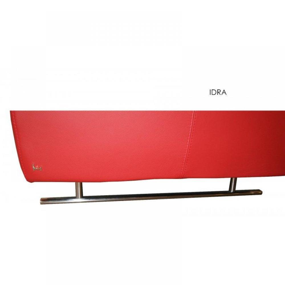 Canap fixe confortable design au meilleur prix canap haut de gamme design 2 places idra - Canape haut de gamme tissu ...