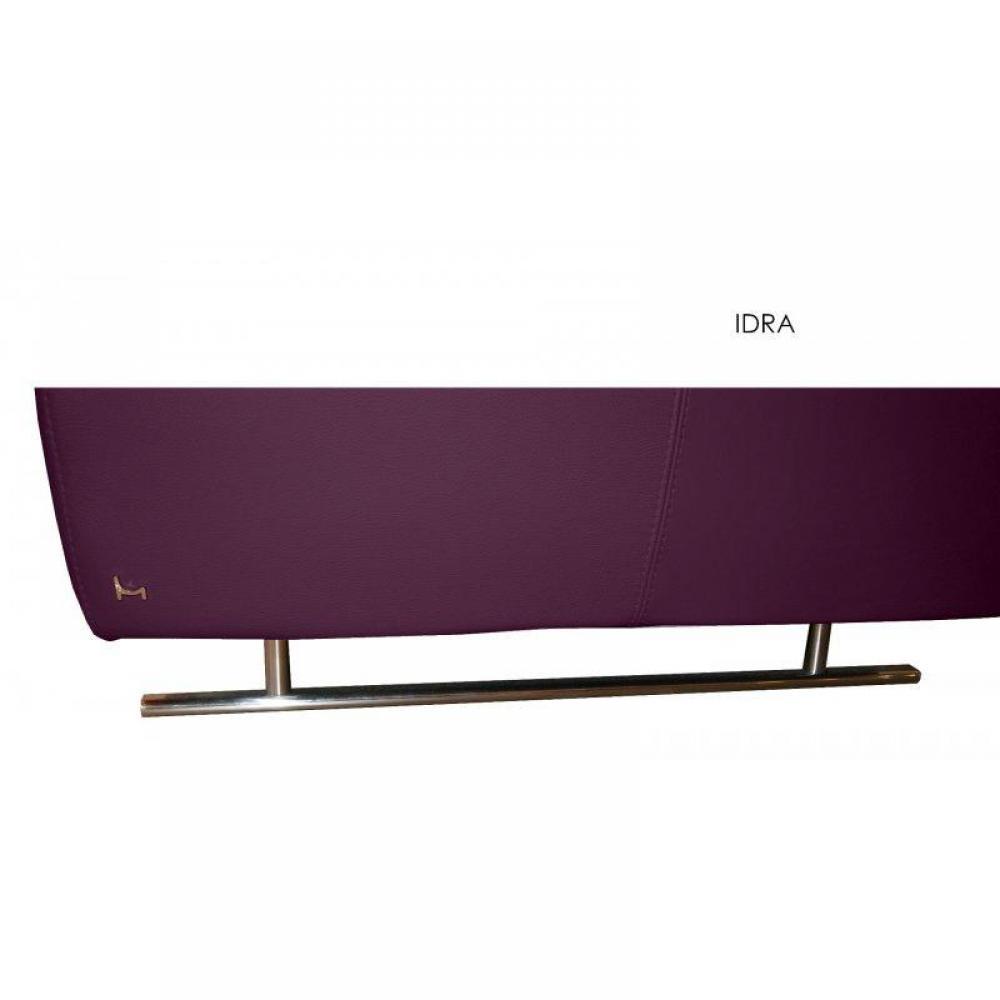 canap fixe confortable design au meilleur prix canap haut de gamme design 2 places idra. Black Bedroom Furniture Sets. Home Design Ideas