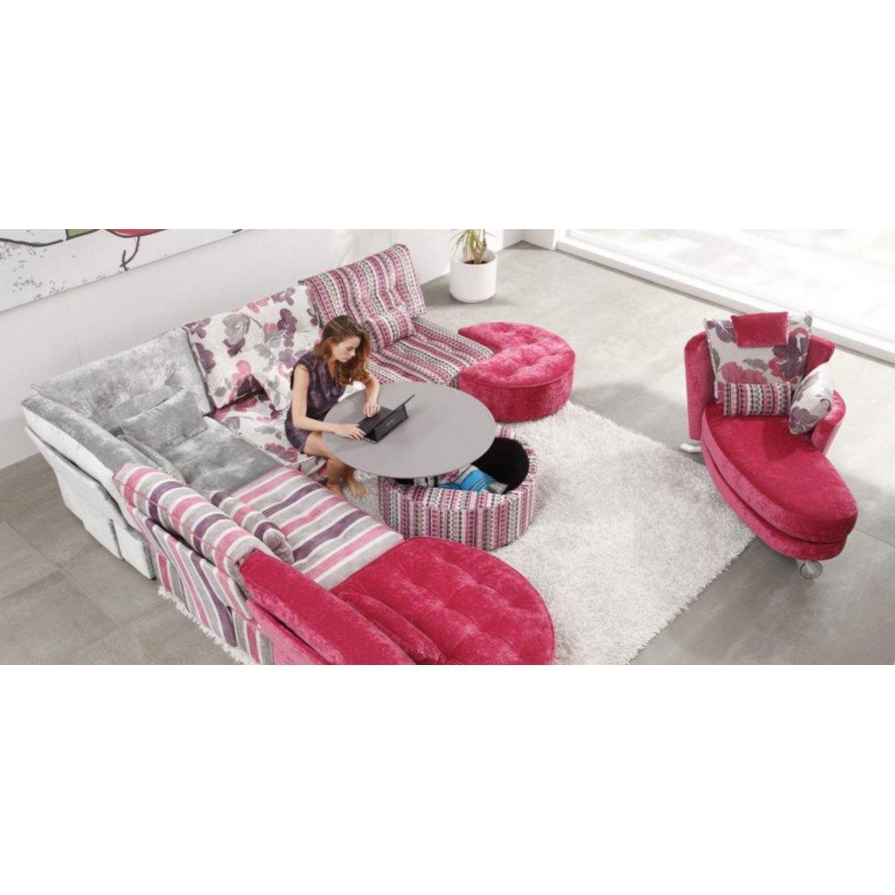Canap s rapido convertibles design armoires lit escamotables et dressing p - Canape lit modulaire ...