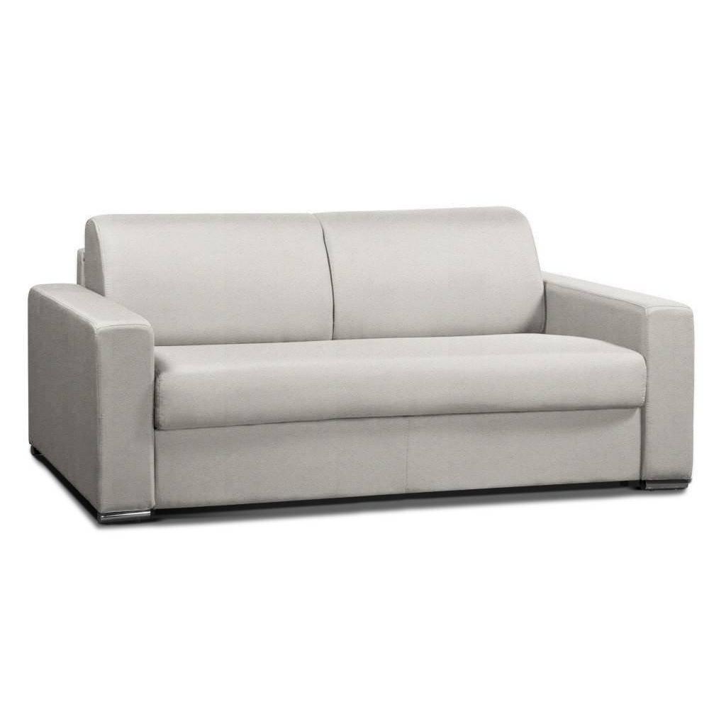 ALLURE divano convertibile sistema letto RAPIDO RENATONISI rete a doghe 120cm materasso 20cm