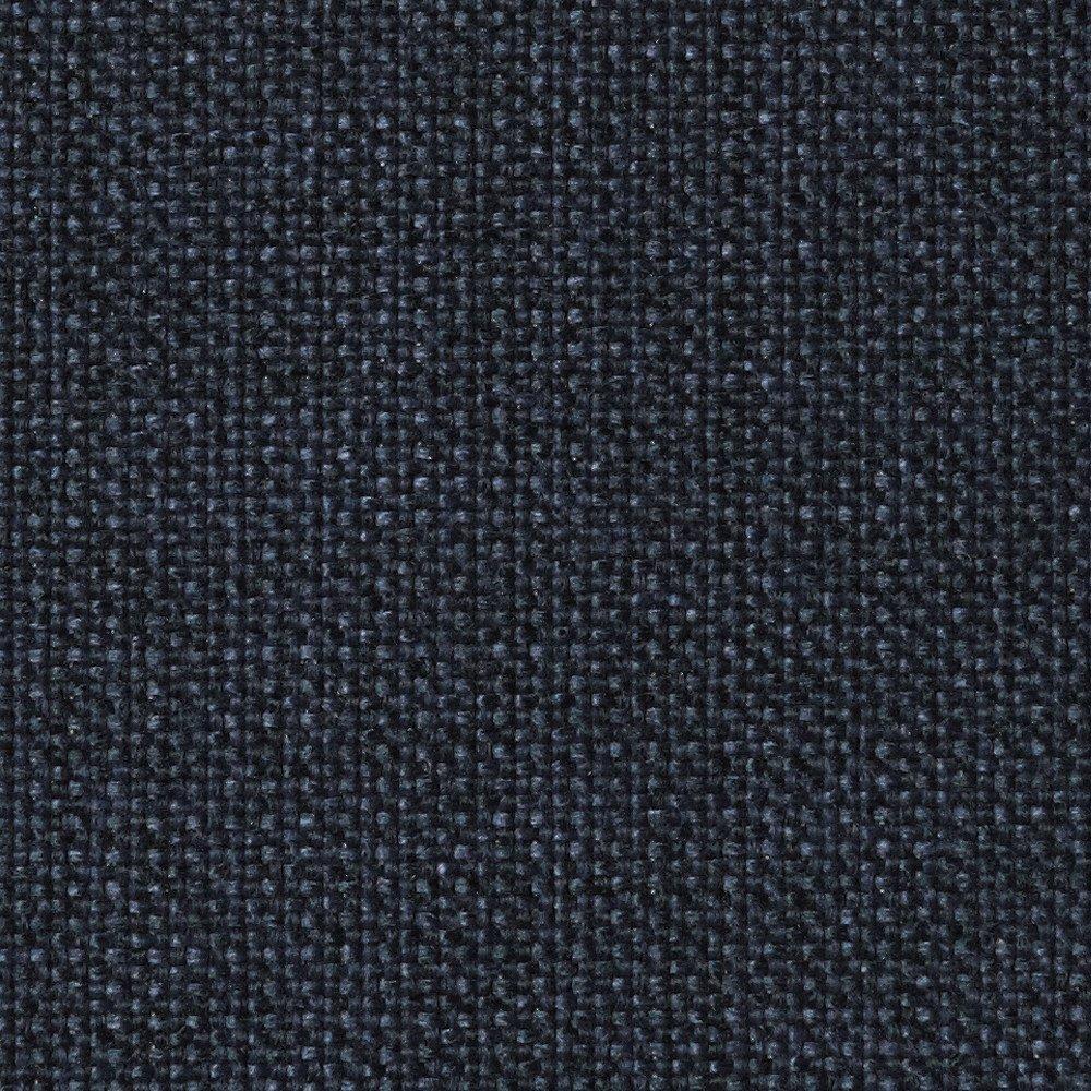 INNOVATION LIVING  Canapé AMPLE  FREJ convertible lit 115*200 cm piétement chene tissu bleu Mixed Dance Blue