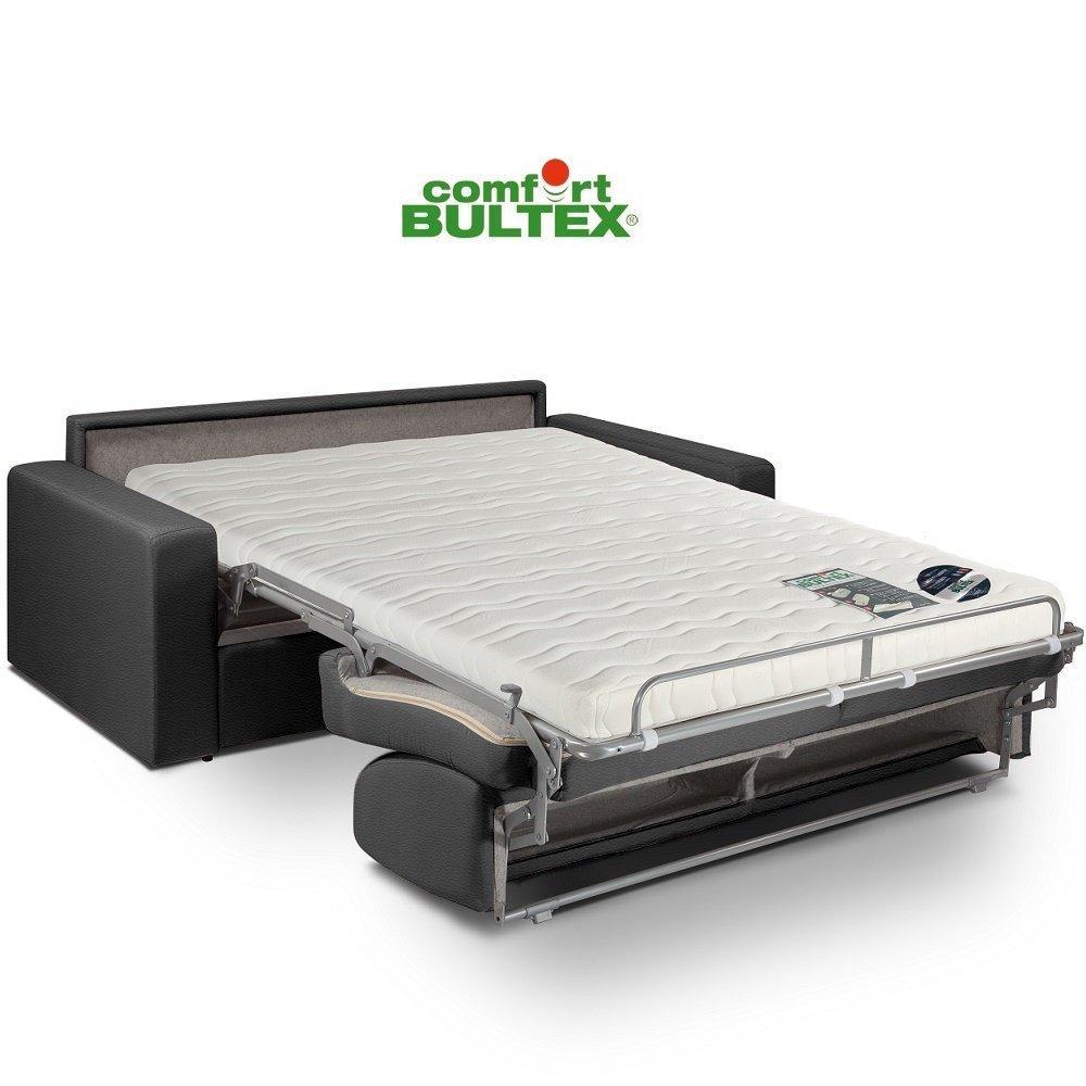 canap s confort bultex convertibles rapido canap convertible rapido cr puscule matelas 140cm. Black Bedroom Furniture Sets. Home Design Ideas