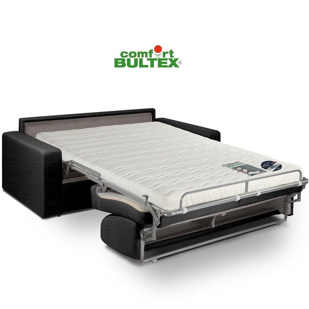 canap s confort bultex convertibles rapido canap convertible rapido cr puscule matelas 140cm. Black Bedroom Furniture Sets. Home Design Ideas