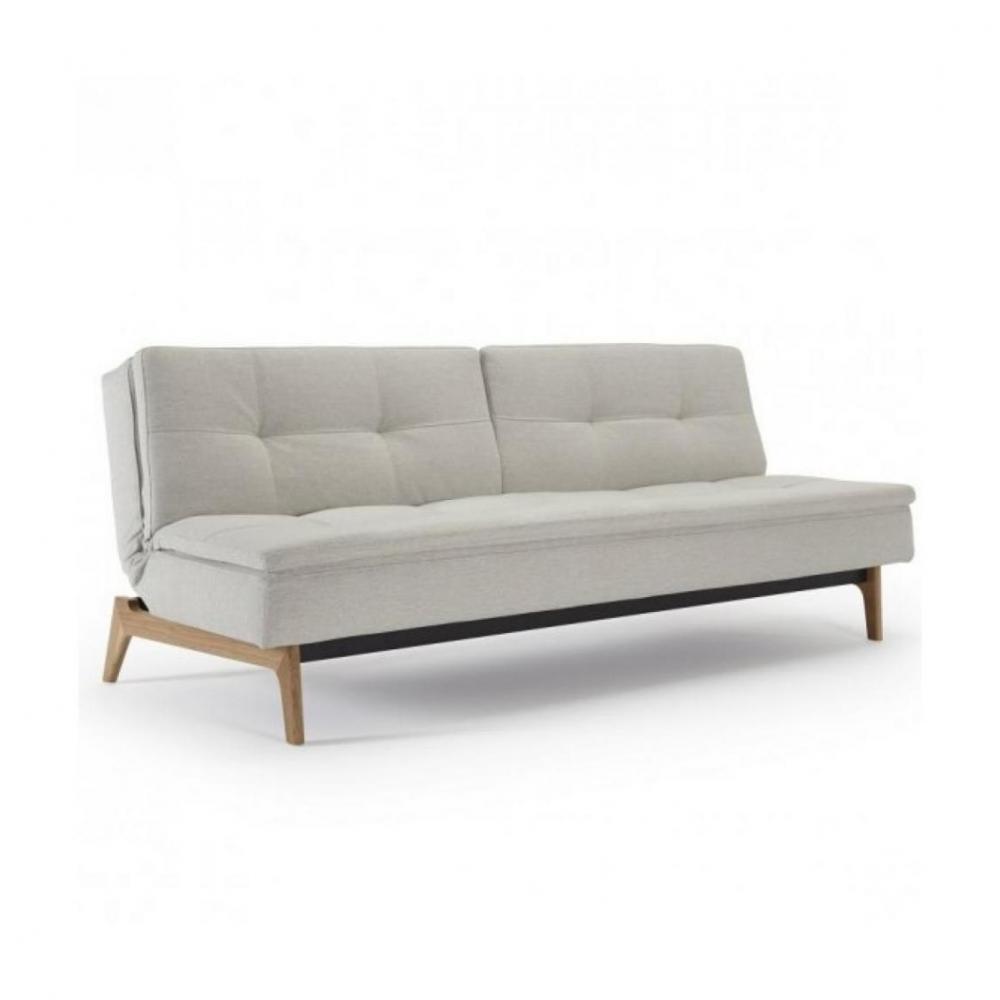 Canapé droit Tissu Design Confort