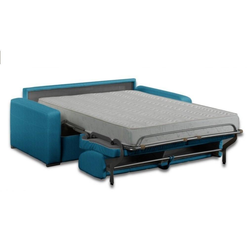 Canapé lit 3-4 places MASTER convertible EXPRESS 160 cm MATELAS 18 CM