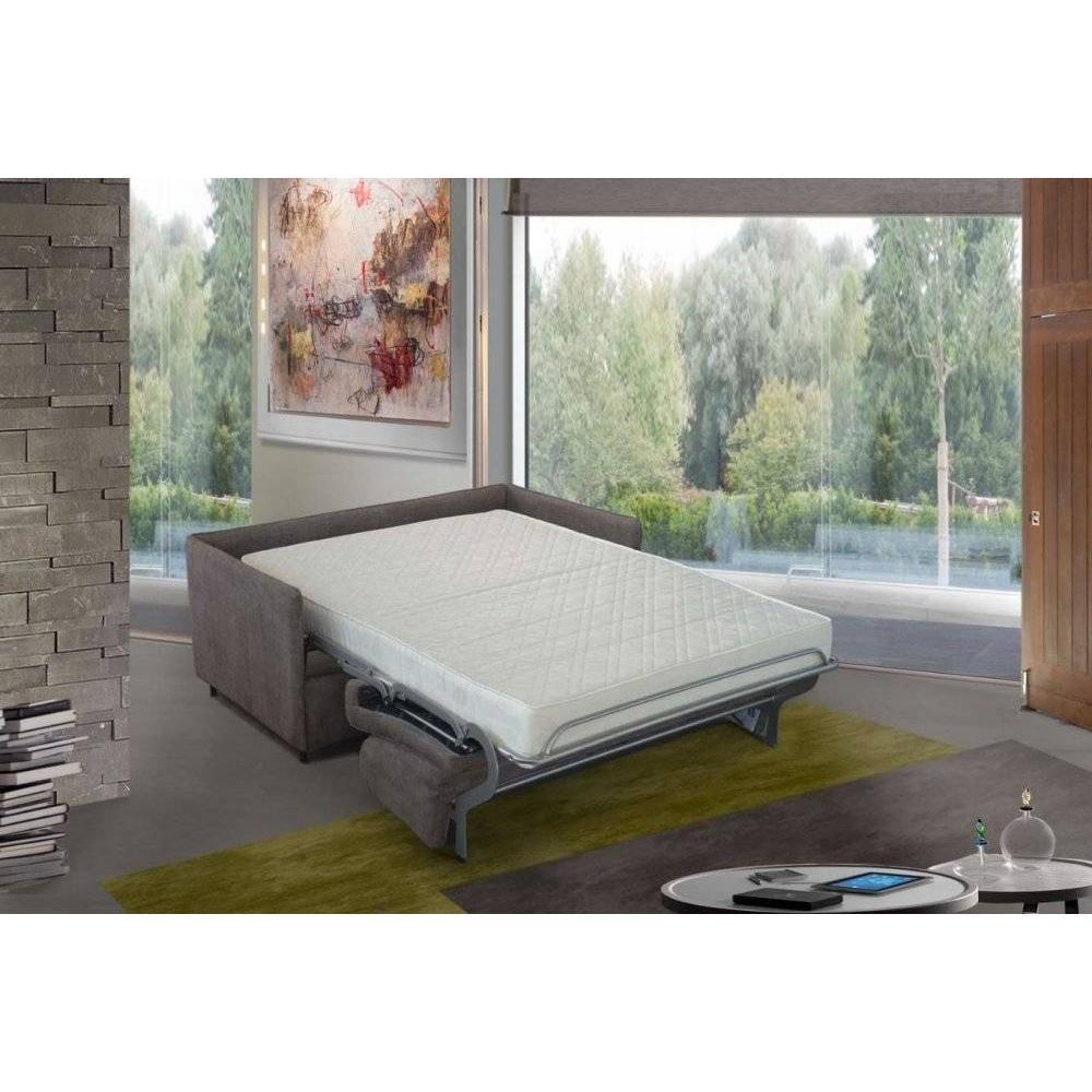 canap convertible ouverture express au meilleur prix canap convertible nice 140cm matelas. Black Bedroom Furniture Sets. Home Design Ideas