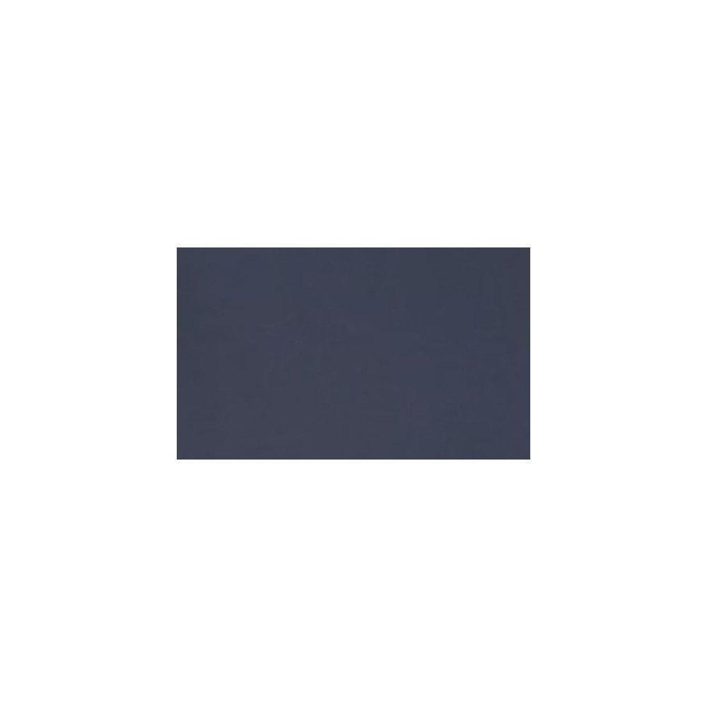 Canapé lit SALTILLO convertible 140cm EXPRESS matelas 15cm nubucka bleu nuit